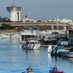 hôtel à Palavas-les-Flots face à la mer proche port
